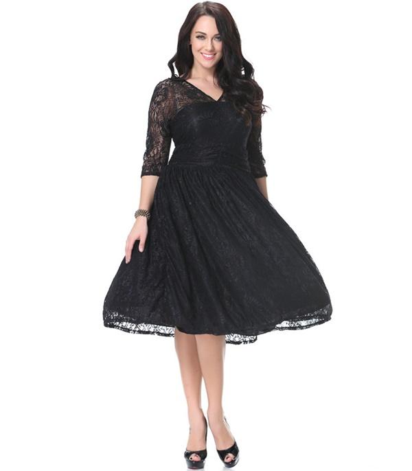 váy đầm dự tiệc big size