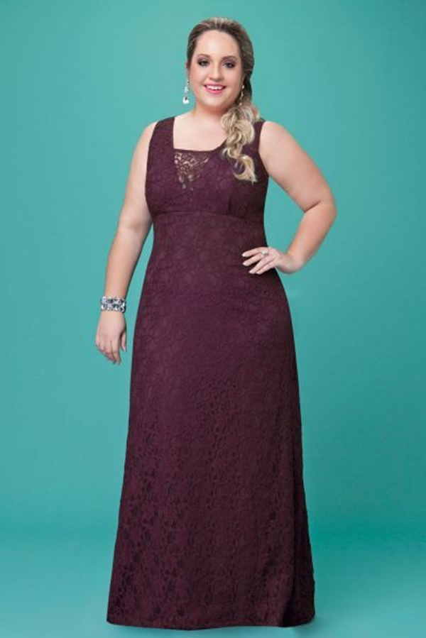 váy đầm dự tiệc cho người 60kg