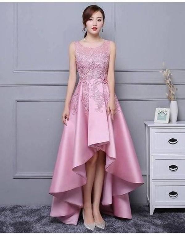 váy đầm dự tiệc cho người gầy