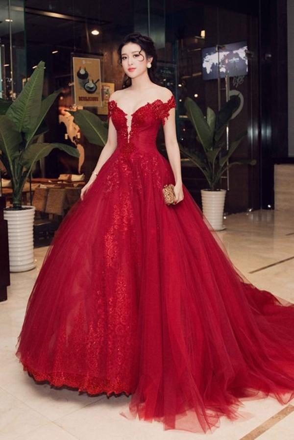 váy đầm dự tiệc hot girl