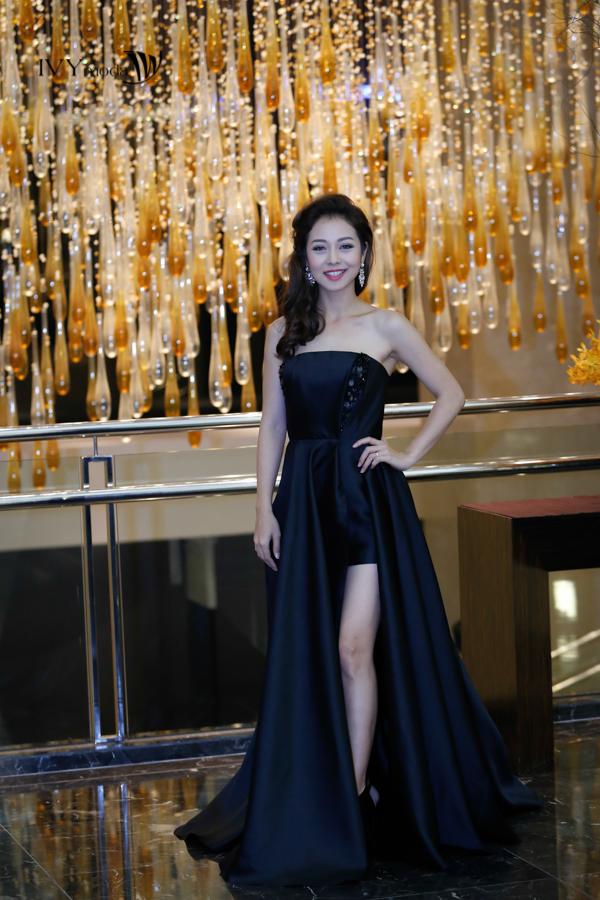 váy đầm dự tiệc ivy