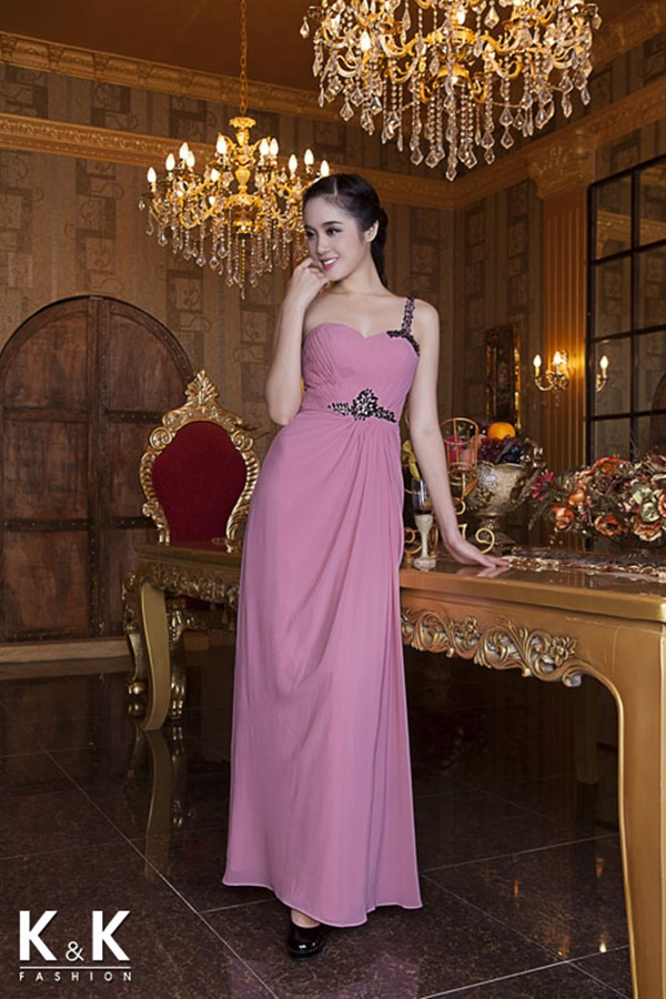 váy đầm dự tiệc k&k fashion