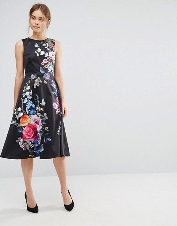 váy đầm dự tiệc mùa xuân