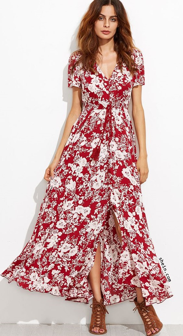 váy đầm dự tiệc phong cách vintage