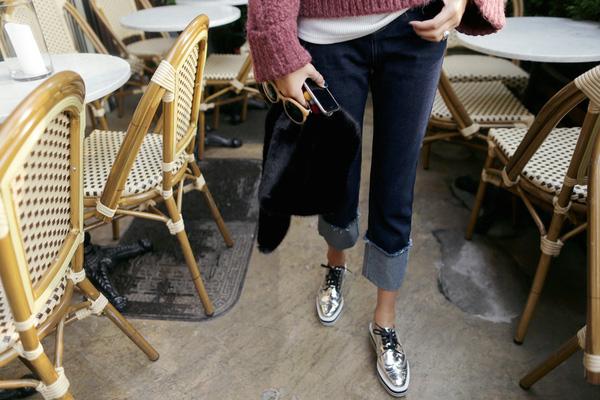 quần jean nữ hàn quốc