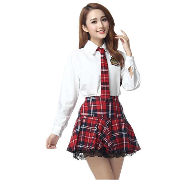 áo sơ mi đồng phục hàn quốc