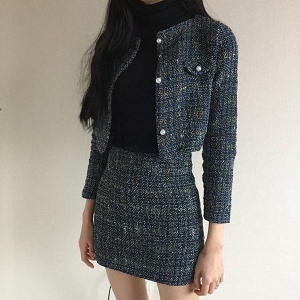áo vest hàn quốc
