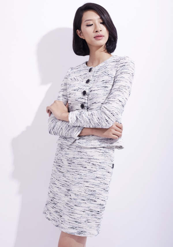 áo vest lửng nữ hàn quốc