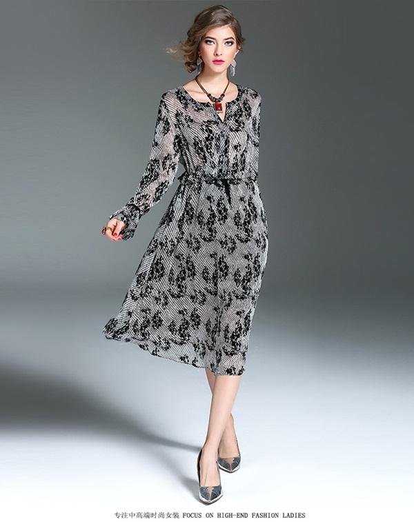Thời trang nữ tuổi trung niên