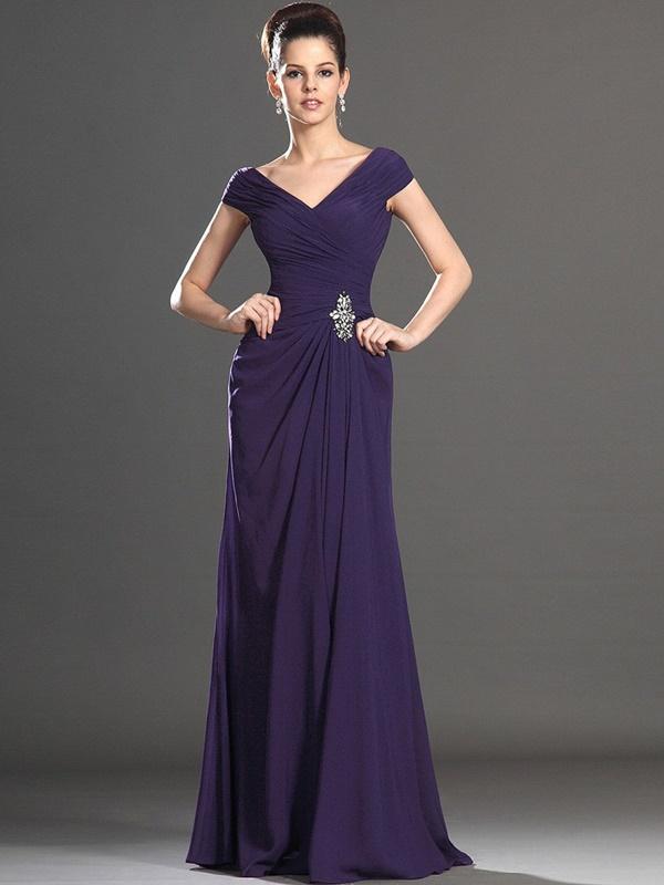 váy đầm tuổi trung niên